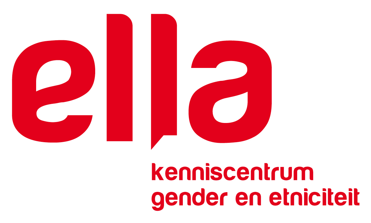Ella kenniscentrum gender en etniciteit logo